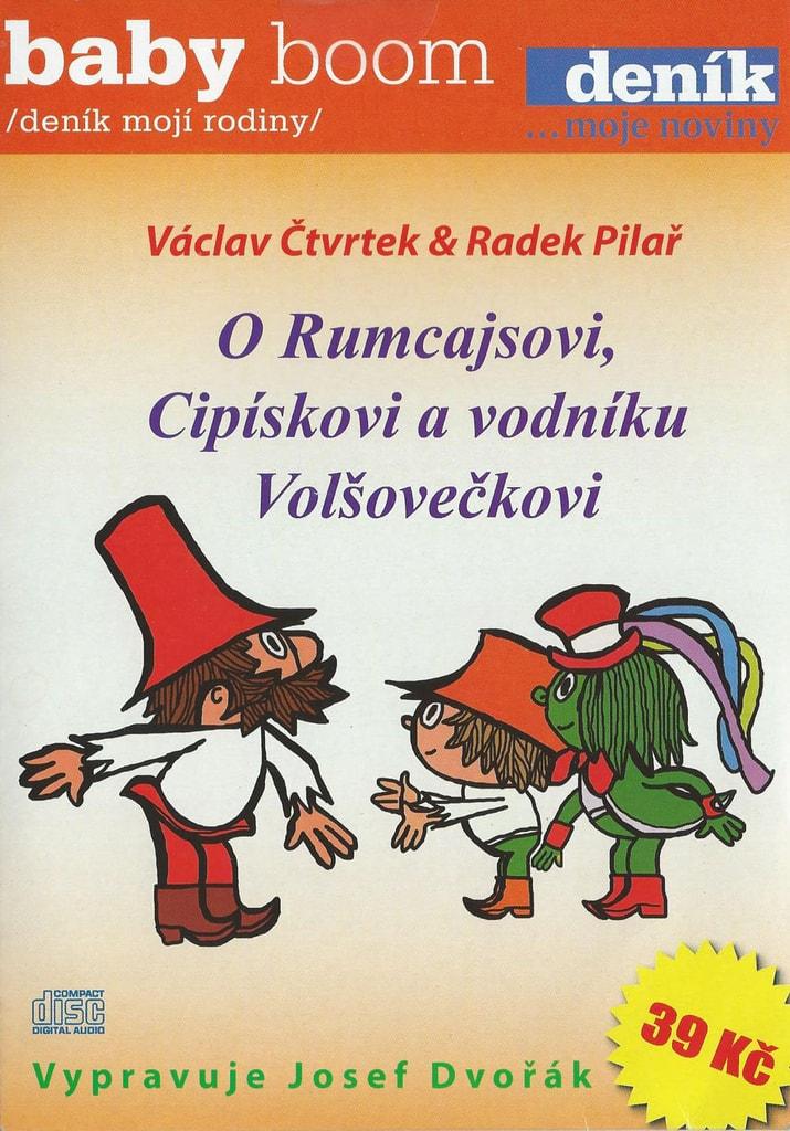 CD O Rumcajsovi, Cipískovi a vodníku Volšovečkovi