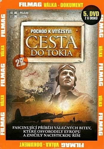 DVD Pochod k vítězství - Cesta do Tokia 5