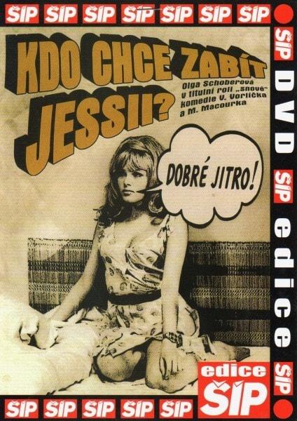 DVD Kdo chce zabít Jessii?