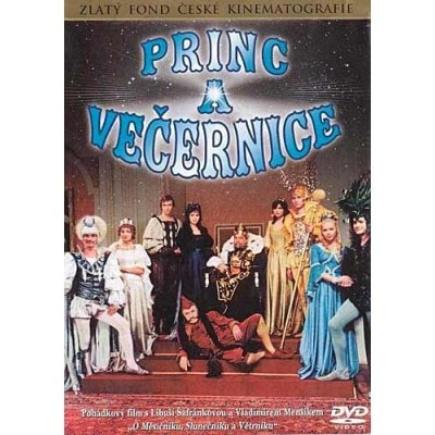 DVD Princ a večernice