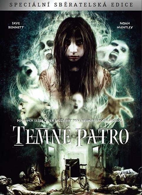 DVD Temné patro (Digipack)
