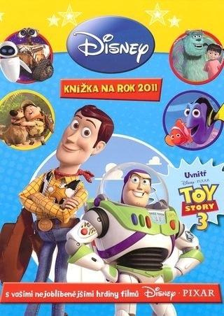 Toy Story - Knížka na rok 2011