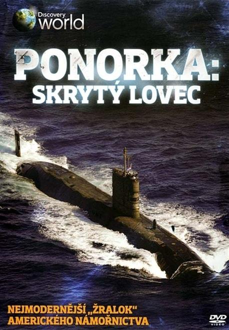 DVD Ponorka: Skrytý lovec (Slim box)