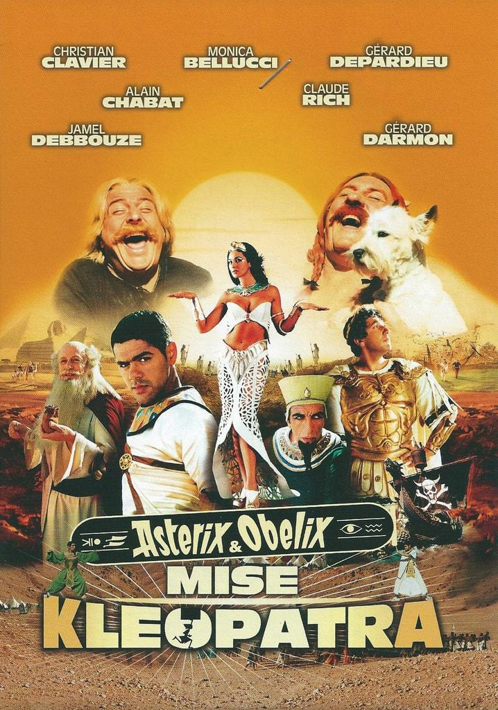 DVD Asterix a Obelix: Mise Kleopatra (slim)
