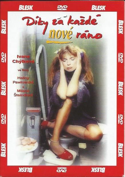 DVD Díky za každé nové ráno