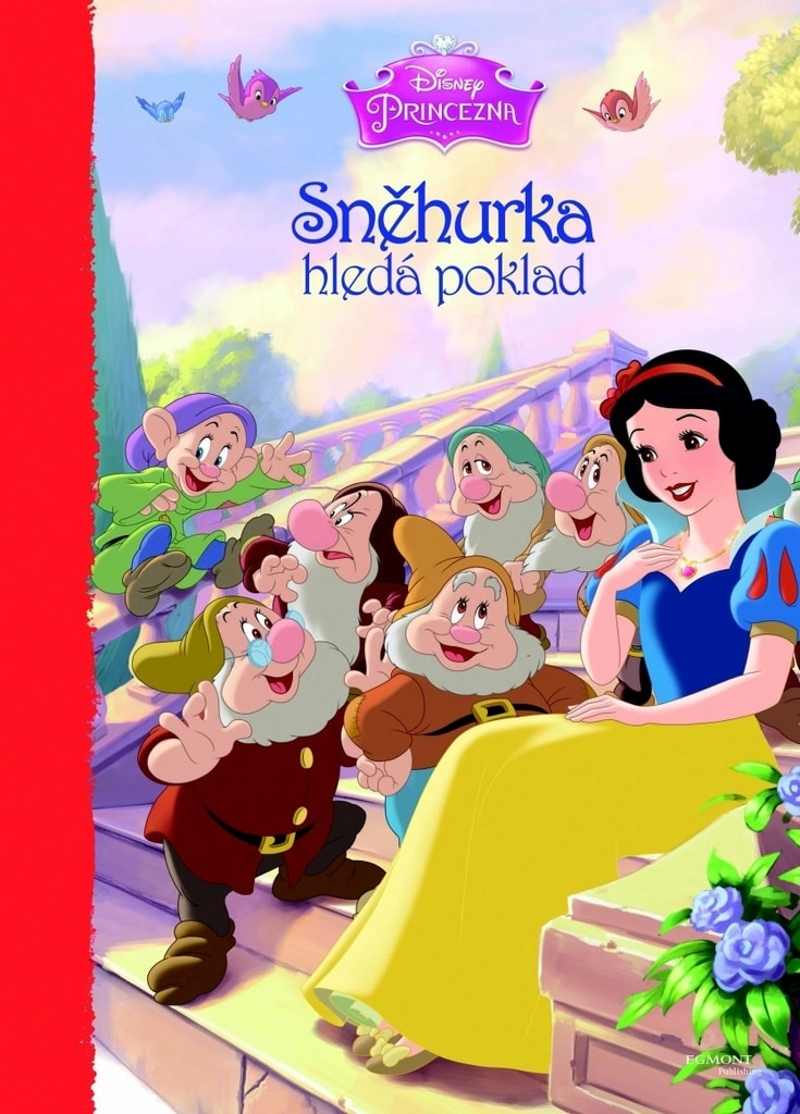 Princezna - Sněhurka hledá poklad