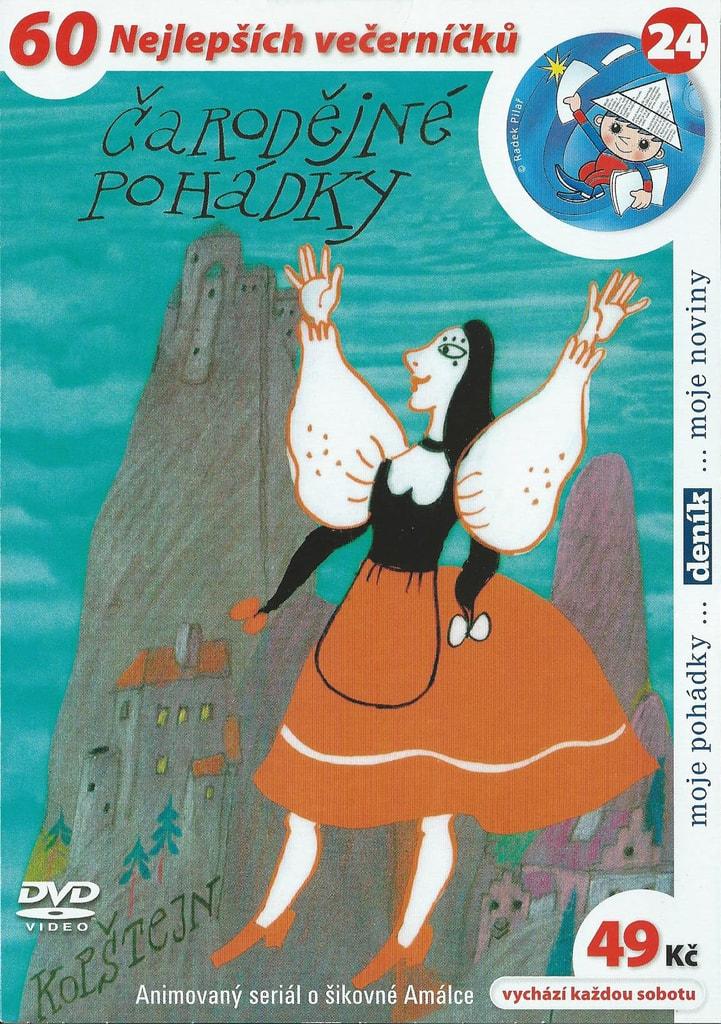 DVD Čarodějné pohádky