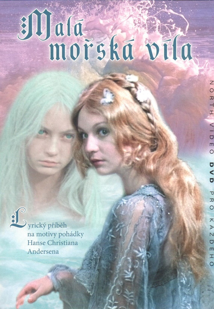DVD Malá mořská víla