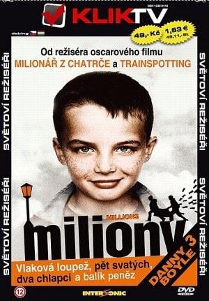 DVD Miliony