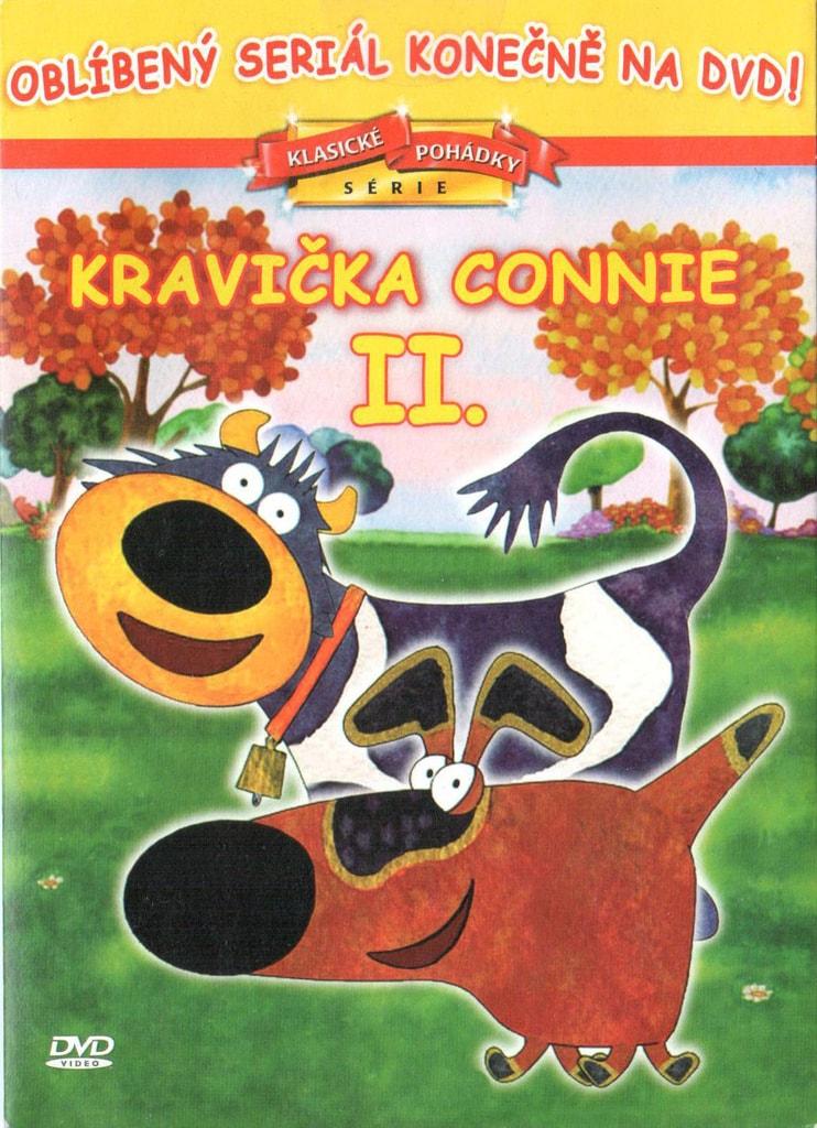 DVD Kravička Connie 2