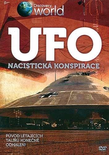 DVD Ufo: Nacistická konspirace (Slim box)