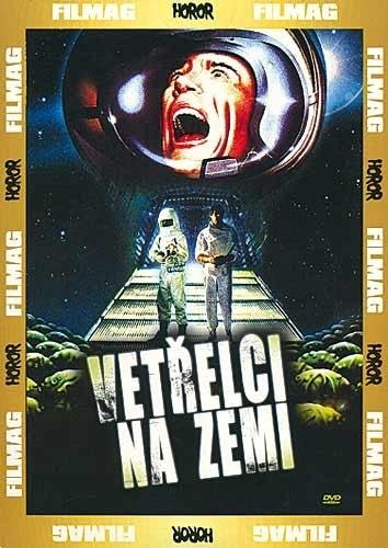 DVD Vetřelci na Zemi