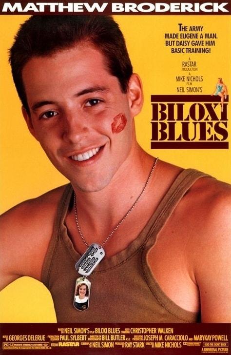 DVD Biloxi Blues