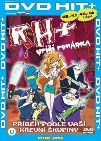 DVD RH+ Upíří pohádka