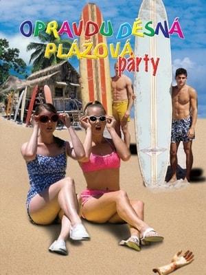 DVD Opravdu děsná plážová párty