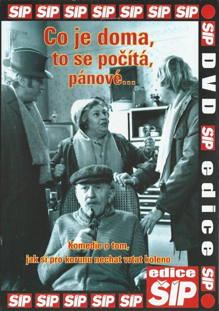 DVD Co je doma, to se počítá, pánové...