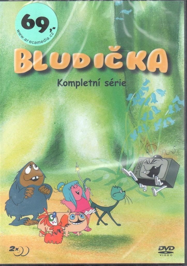 DVD Bludička (kompletní série)
