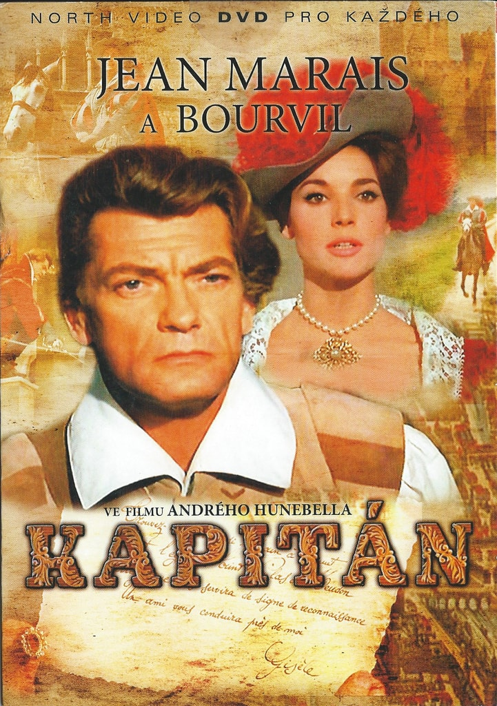 DVD Kapitán