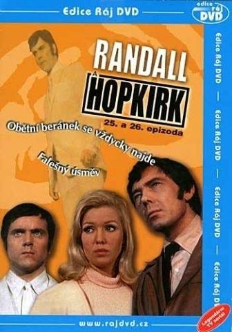 DVD Randall a Hopkirk 25+26
