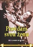 DVD Provdám svou ženu