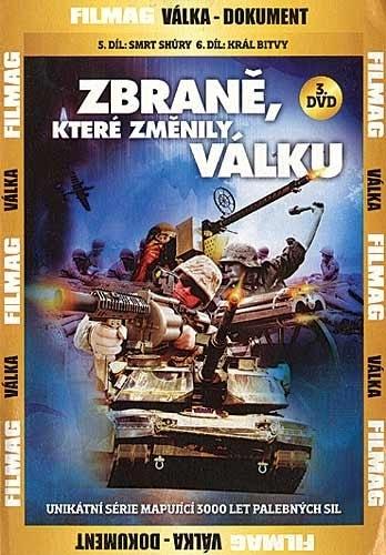 DVD Zbraně, které změnily válku 3