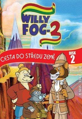 DVD Willy Fog - cesta do středu země 2
