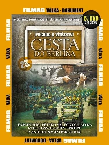 DVD Pochod k vítězství - Cesta do Berlína 5