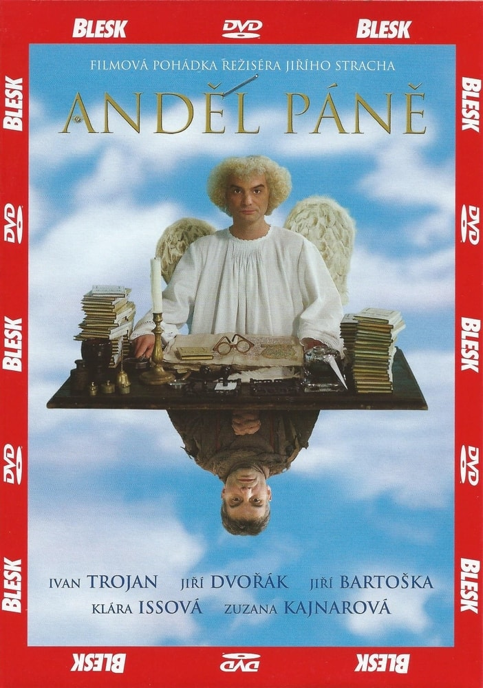 DVD Anděl Páně (poškozené)
