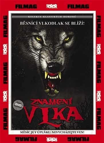 DVD Znamení vlka