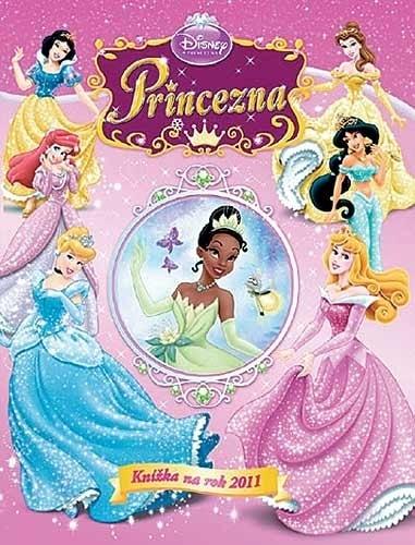 Princezna - Knížka na rok 2011