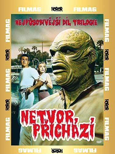 DVD Netvor přichází