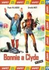 DVD Bonnie a Clyde po italsku