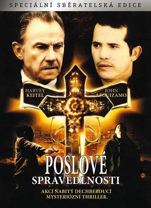 DVD Poslové spravedlnosti (Digipack)