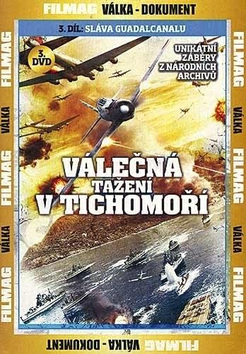 DVD Válečná tažení v Tichomoří 3