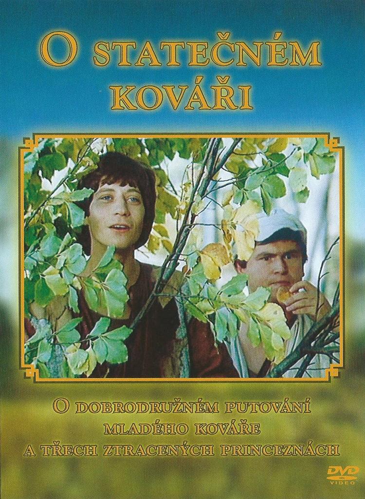 DVD O statečném kováři
