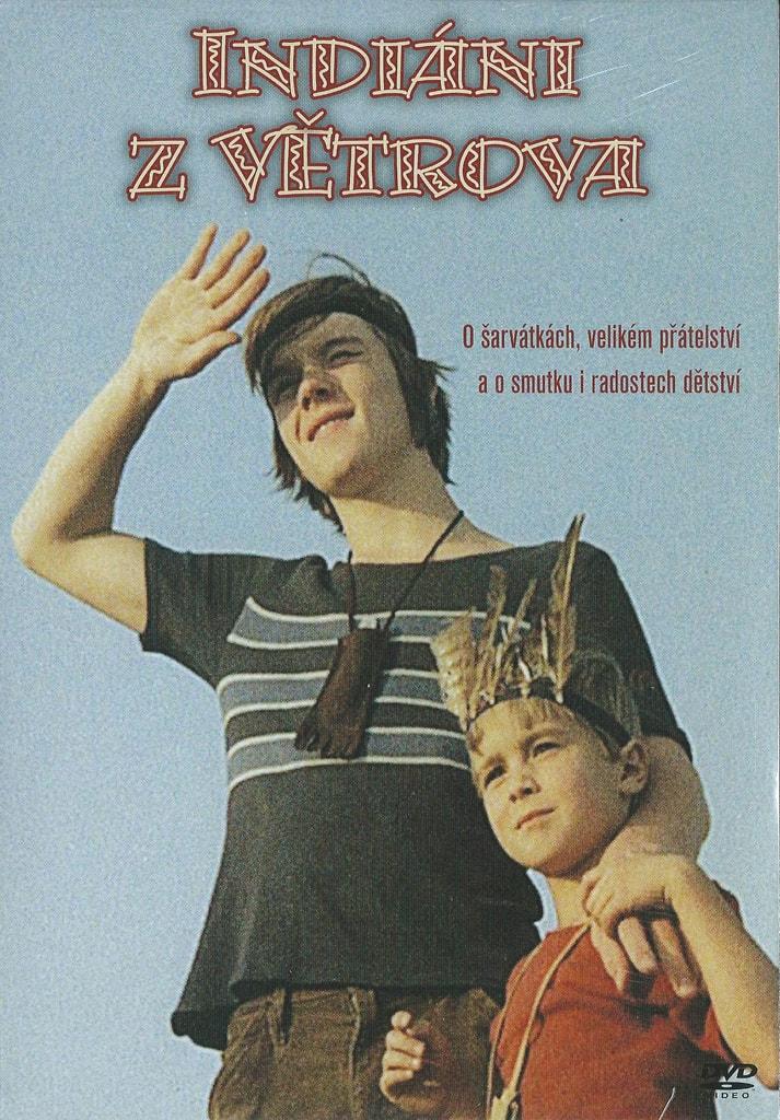 DVD Indiáni z Větrova