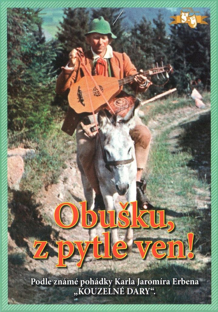 DVD Obušku, z pytle ven!