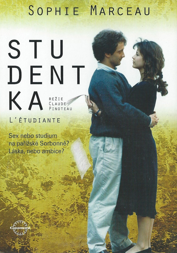 DVD Studentka