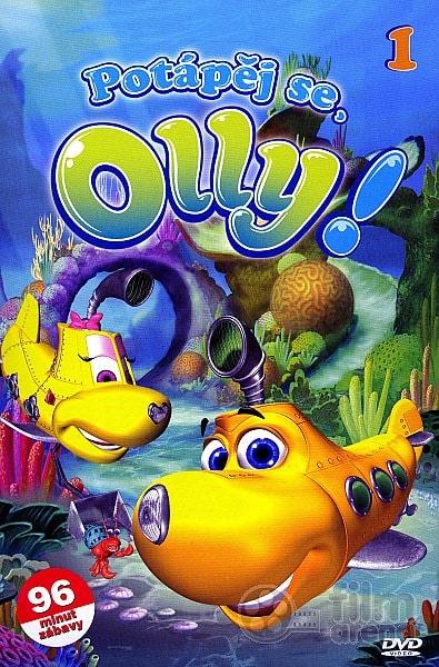 DVD Potápěj se, Olly! 1