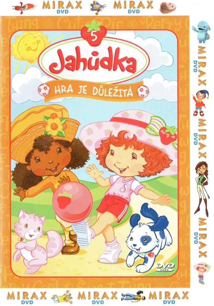 DVD Jahůdka 5