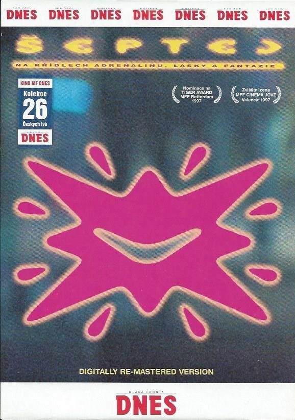 DVD Šeptej