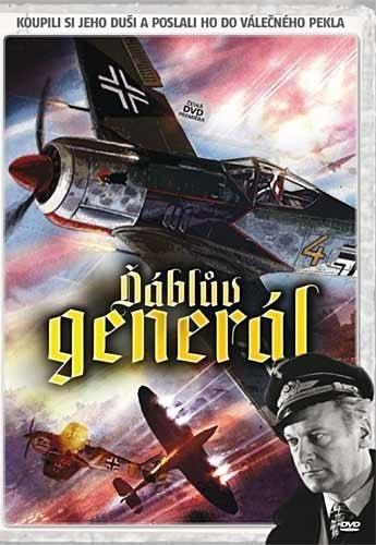 DVD Ďáblův generál