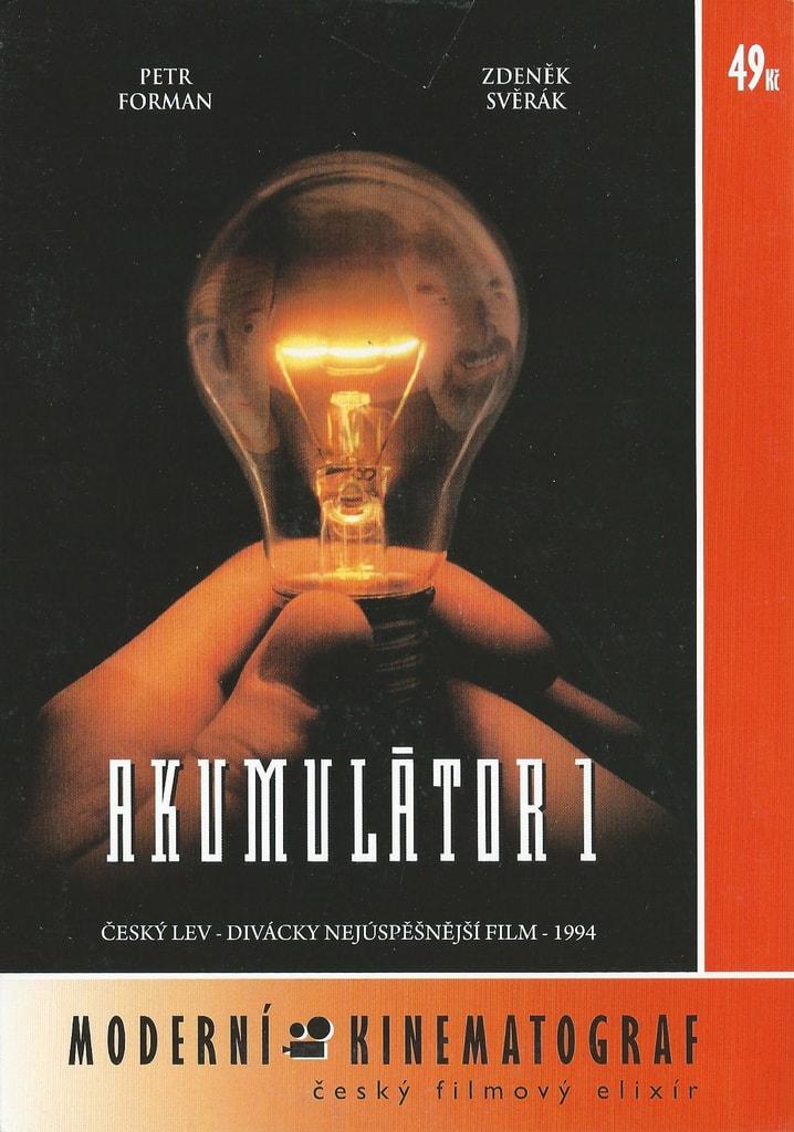 DVD Akumulátor