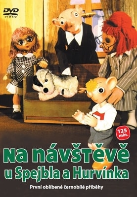 DVD Na návštěvě u Spejbla a Hurvínka