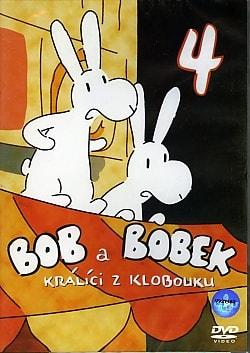 DVD Bob a bobek 4