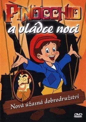 DVD Pinocchio a vládce noci
