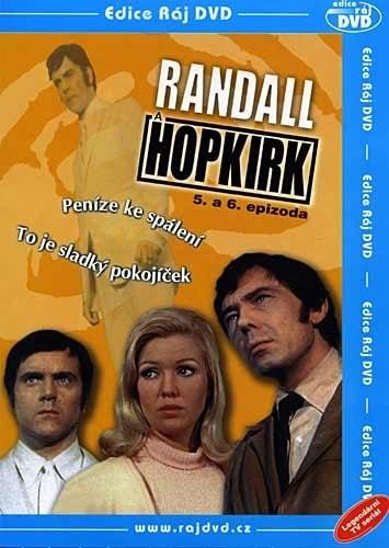 DVD Randall a Hopkirk 5+6