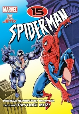 DVD Spiderman 15
