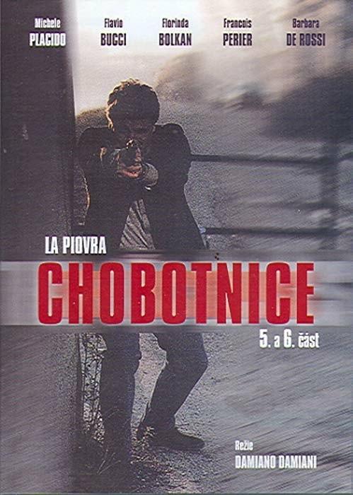DVD Chobotnice 5. a 6. část