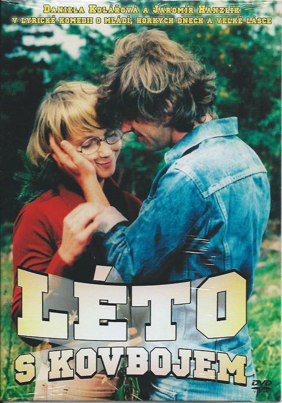 DVD Léto s kovbojem